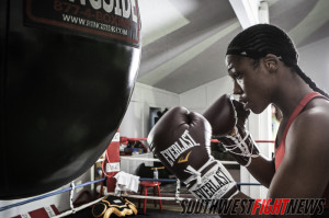 Mary McGee Prepares for Holly Holm