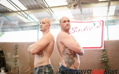 "King of the Cage ""East vs West"": Weigh-in Photos"
