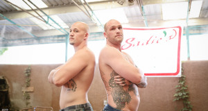 """King of the Cage """"East vs West"""": Weigh-in Photos"""