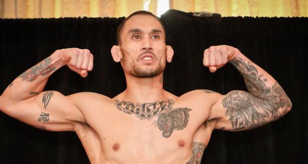 Conrad Padilla MMA