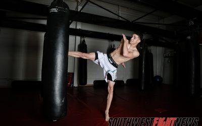 Jerome Rivera MMA