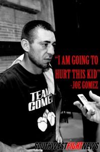 Joe Gomez vs. Cristian Cabral