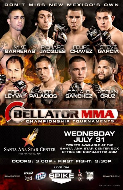Bellator 97 MMA