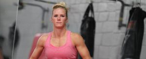 Holly Holm will be looking for her fifth pro win and her fifth consecutive stoppage victory.