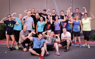 Desert Forge - Rio Rancho Cross Fit Gym