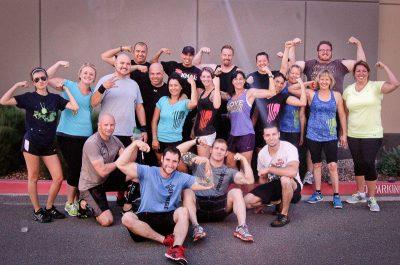 Desert Forge - Rio Rancho Cross Fit Gym