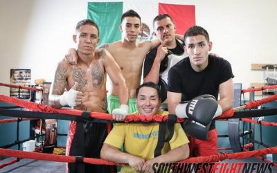 Holmes Boxing Team