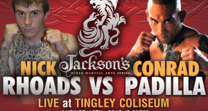 Jackson's MMA Series