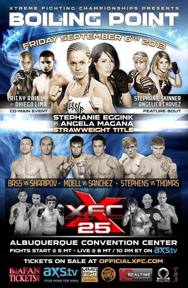XFC-25-Fight-poster