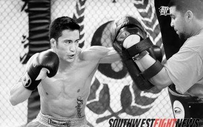 Joby Sanchez XFC 25