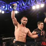 Martin Manrique grapples his way to a dominant victory over Francisco Marin