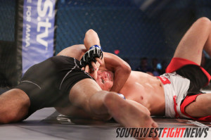 Espinosa snatches a North-South Choke On Sosa in the first round