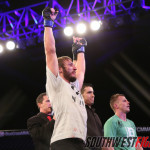 Landon Vannata picked up a split decision over JP Reese in a grueling fight full of action
