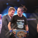 Despite a successful first round from Magana, Eggink returned in the second to secure the win and her XFC Title