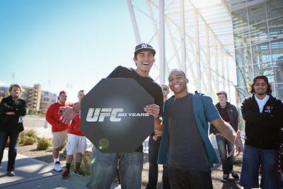 UFC 20 Years