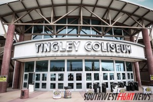 "Where would a potential UFC event be held? While many point to ""The Pit"", could venues like Tingley Coliseum (pictured) or the Santa Ana Star Center be possible destinations?"