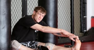Kevin Croom bantamweight