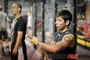 He lost a razor close decision in his UFC debut, FIT NHB's Ray Borg will be back in action this Saturday looking to bounce back from the first loss of his young, short but already prolific professional career.