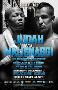 Judah vs Malignaggi