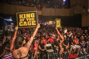 The promotion returns to Albuquerque for their first show of 2014. King of the Cage has been a staple of the state's combat community for several years.