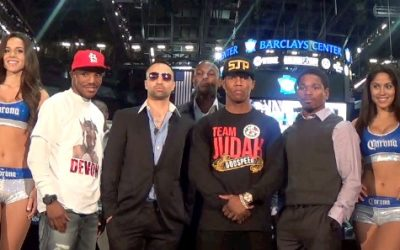 Barclays Judah vs Malignaggi