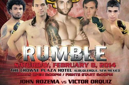 King of the Cage Rumble