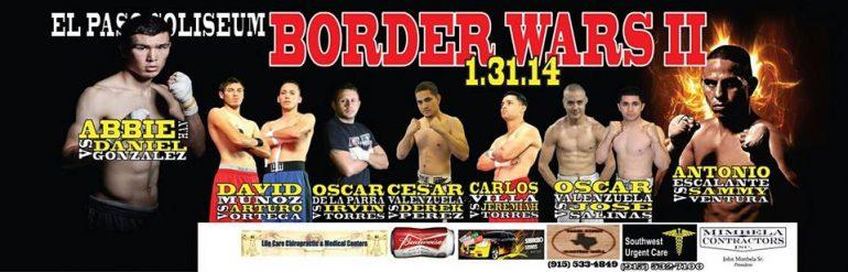 Border Wars II - El Paso