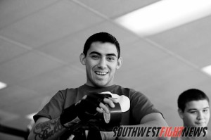 "Lutrell's MMA standout Andres Quintana may be the next ""Star"" of New Mexico MMA. Before that happens, his exposure level will need to continue to increase each and every fight."