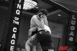 "It was striking versus grappling when Dorian Dixon met Aaron Perls. The first round was full of action and it was our pick for ""Fight of the Night"""