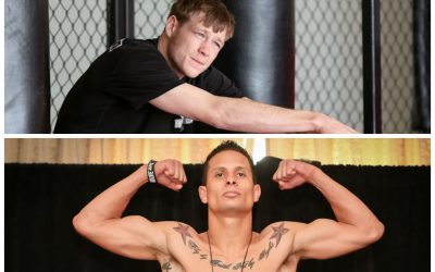 Kevin Croom vs. Anthony Birchak
