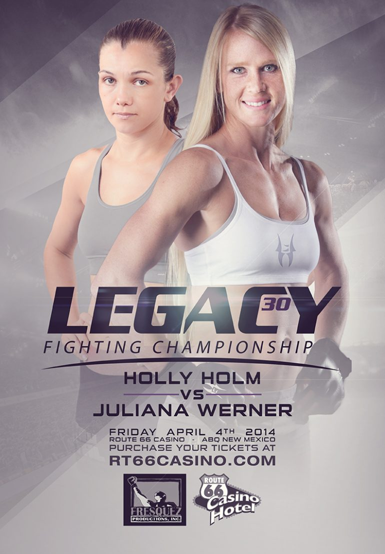 Legacy FC 30 Poster