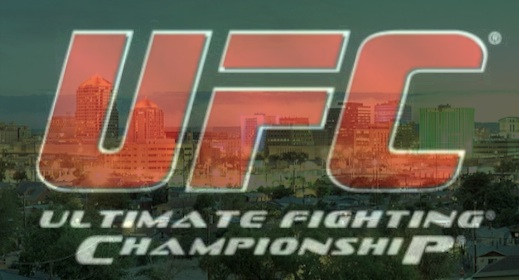 The UFC will finally make its way to Albuquerque, New Mexico.