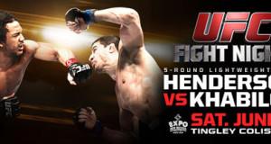 Henderson vs. Khabilov