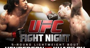 Henderson vs Khabilov pre-sale tickets on sale