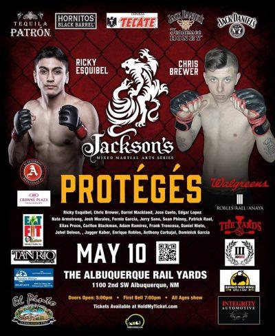 Jackson's MMA Protégés