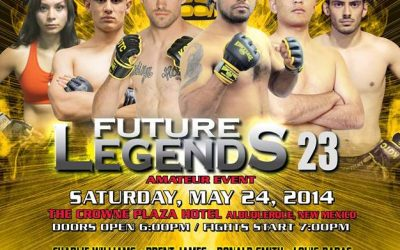"King of the Cage ""Future Legends 23"""