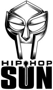 Hip Hop Sun Logo