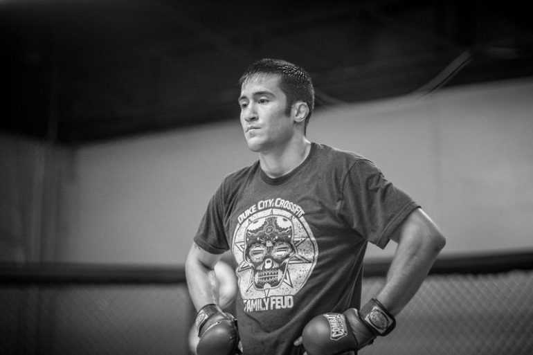 Joby Sanchez at Jackson's MMA