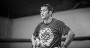 Joby Sanchez at Jackson's MMA