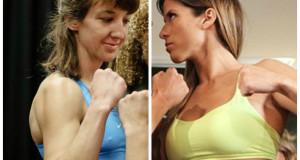 Angelica Chavez vs. Natalie Roy
