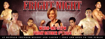 Fright Night Boxing