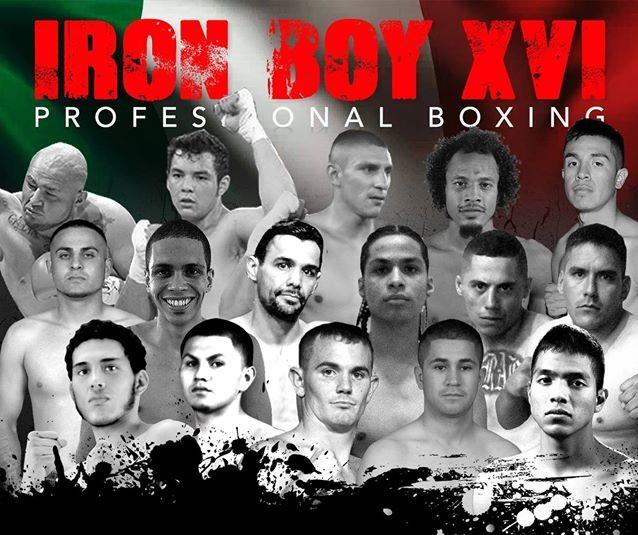 Iron Boy 16 in El Paso, Texas