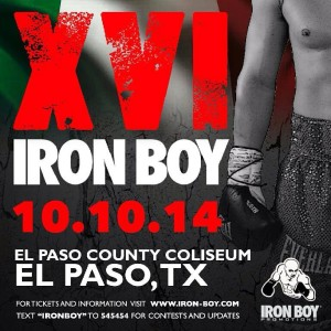 Iron Boy in El Paso