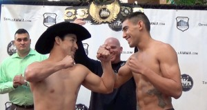 El Paso's Tom Soto and Albuquerque's Andres Quintana