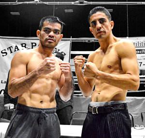 Ranee Huinda Ganoy vs. Shawn Gallegos