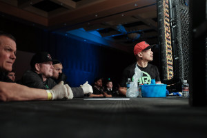 The Lutrell's MMA team went 1-1 on the night but it was evident that the team is putting out more and more talent to flood our regional MMA circuit.