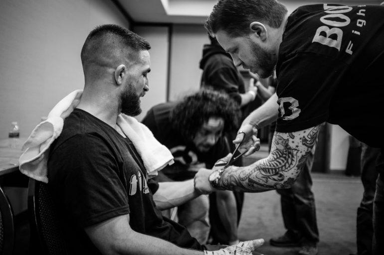 Nick Urso Jackson's MMA Series