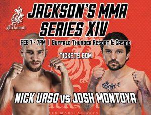 Nick Urso vs. Josh Montoya