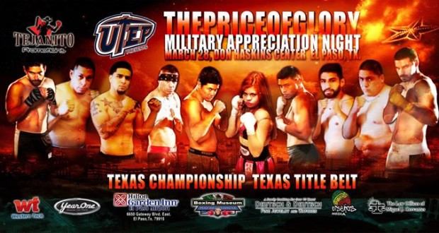 "Tejanito Promotions Presents ""The Price of Glory"""