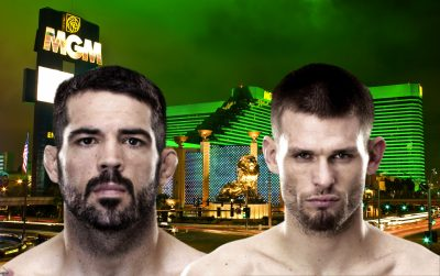 Matt Brown vs Tim Means